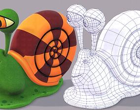 Snail V01 3D model