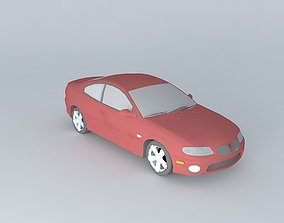 3D 2004 Pontiac GTO