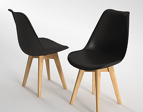 3D Habitat Jerry Dining Chair