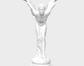 3D print model Rolls Royce - Spirit of Ecstasy - Ornament