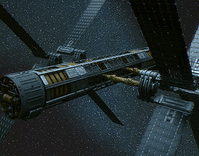 Space Station - Variant B 3D model