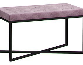 3D model BENCHES COLLECTIONS FOR MISS SHOP