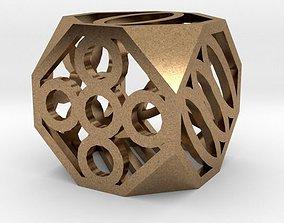 Dice gadget toys 3D printable model