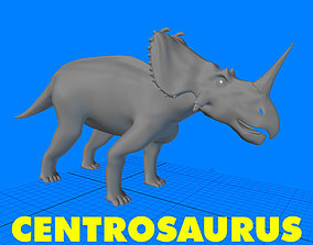 Centrosaurus 3D model