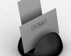 3D printable model DOMOCARD