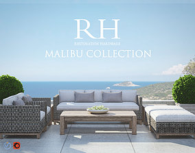 3D model RH MALIBU Collection