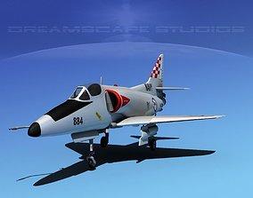 3D Douglas A-4D Skyhawk V08 RAN