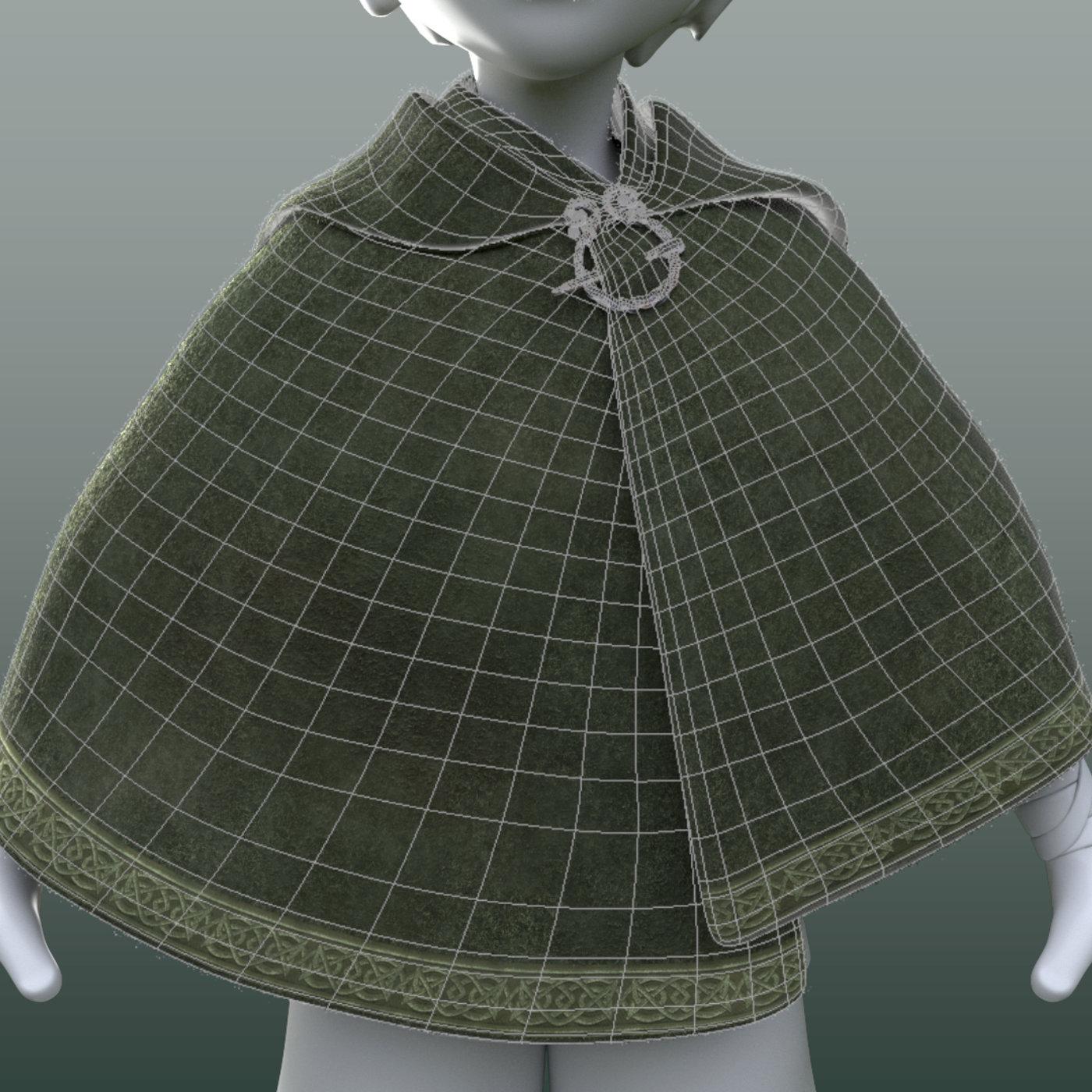 Viking Cloak