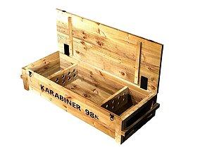 3D K98 Weapon Box