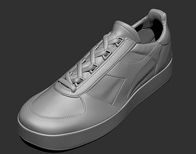 Casual Running Shoes 3D print model