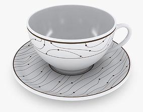 3D asset Cup Model