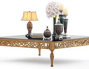 Table Roberto Giovannini 1390G 3D model