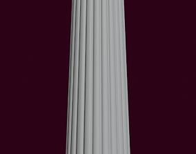 Ancient Column 3D asset