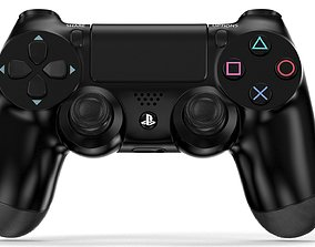 Sony Playstation Dualshock 4 - Element 3D