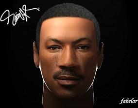 Eddie Murphy 3D model