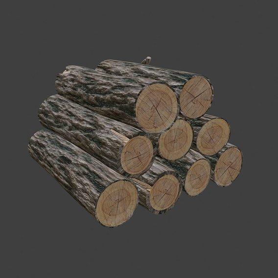New Log Pack!