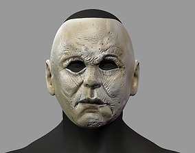 Michael Myers Halloween Movie Cosplay 3D printable model 3