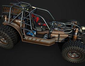3D model Dune Hopper