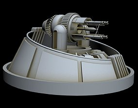 Corwette qad canon 3D