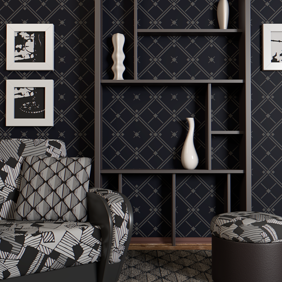 Abstract geometrick patterns