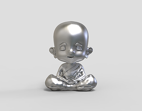 little Buddha 3D printable model