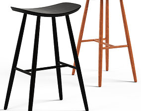 3D model Cult Living Hatton Bar Stool