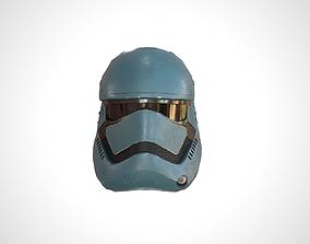 Star Wars Stormtrooper Helmet - Blue Steel 3D model