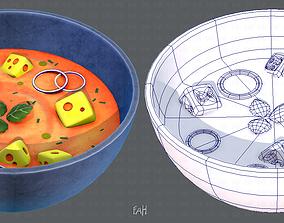 3D model Soup01