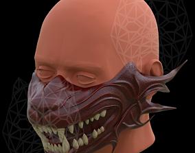 Lion Mask Concept 3D print model