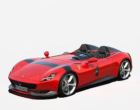 Ferrari Monza SP2 3D