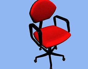 3D Chair seat chair elegant