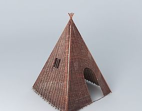 TIPI houses the world 3D model