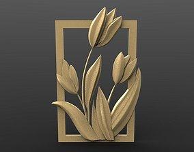 Flowers 1 3D printable model