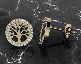 3D print model jewelry Jewelry Earring
