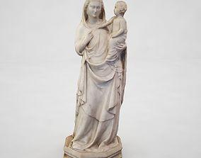 Virgin Mary 3D