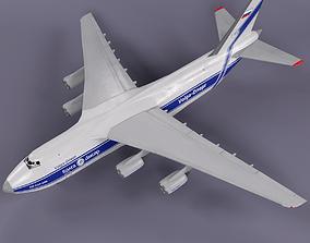 3D model AN-124