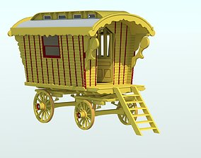 Gypsy Caravan 3D