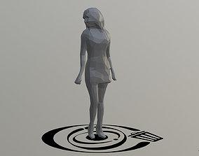 3D model Human 070 LP R