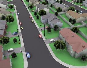 3D Neighborhood Block