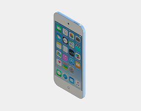 iPod touch 6 3D printable model