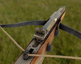 Hand Crossbow 3D model