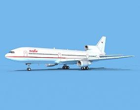 3D model Lockheed L-1011 Orbital ATK