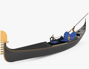 3D model Gondola