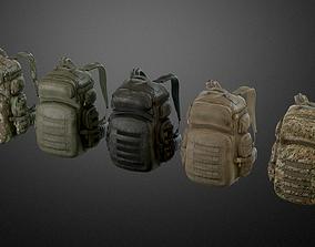 Backpack 04 3D model