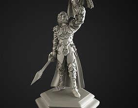 3D printable model the king of the elves