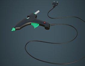 3D model Glue Gun 1A