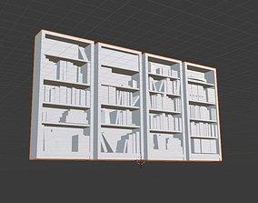 Simple shelves 3D model