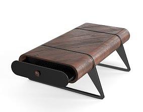 3D retro table
