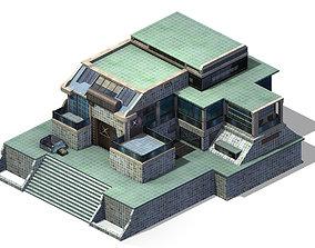 3D model Future World - Market 03