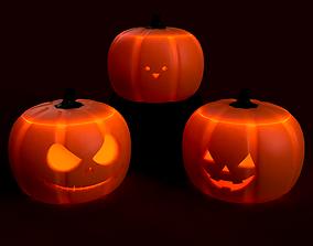 Halloween Jack O Lantern 3D printable model